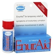 Hylands - Enuraid Tablets - 50 Tablets