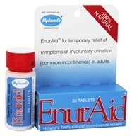 Hylands - Enuraid Tablets - 50 Tablets - $6.60