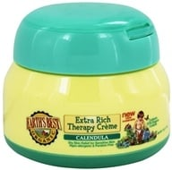 Image of Earth's Best - Organic Baby Extra Rich Therapy Creme Calendula by Jason Natural Products - 4 oz.