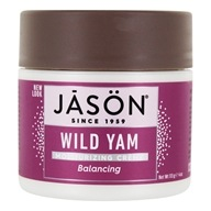 Image of Jason Natural Products - Wild Yam Balancing Moisturizing Creme - 4 oz.