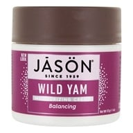 Jason Natural Products - Wild Yam Balancing Moisturizing Creme - 4 oz. - $10.64