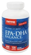 Jarrow Formulas - EPA-DHA Balance - 120 Softgels by Jarrow Formulas