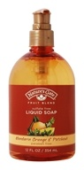 Nature's Gate - Liquid Soap Organics Fruit Blend Mandarin Orange & Patchouli - 12 oz. (078347765395)
