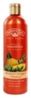 Nature's Gate - Shampoo Organics Fruit Blend Shine-Enhancing Mandarin Orange & Patchouli - 12 oz. by Nature's Gate