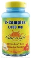 Image of Nature's Life - C-Complex 1000 mg. - 250 Tablets
