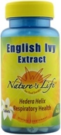 Image of Nature's Life - English Ivy Extract - 90 Tablets