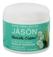 Jason Natural Products - Makeup Remover Quick Clean - 75 Pad(s) (078522500056)