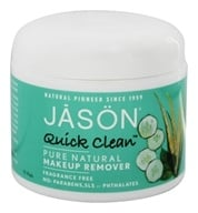 Jason Natural Products - Makeup Remover Quick Clean - 75 Pad(s), from category: Personal Care