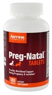 Jarrow Formulas - Preg-Natal + DHA - 30 Packet(s) CLEARANCED PRICED