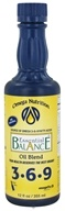 Omega Nutrition - Essential Balance Oil Blend 3-6-9 - 12 oz.