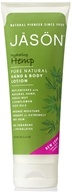 Jason Natural Products - Hand & Body Lotion Hemp Chanvre - 8 oz.