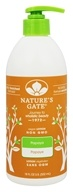 Image of Nature's Gate - Lotion Moisturizing Papaya - 18 oz.