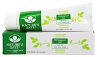 Nature's Gate - Natural Toothpaste Flouride Free Wintergreen Gel - 5 oz. by Nature's Gate