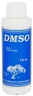 Nature's Gift DMSO - 90%/10% Distilled Water - 4 oz.