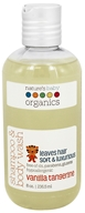 Image of Nature's Baby Organics - Shampoo & Body Wash Vanilla Tangerine - 8 oz.