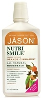 Jason Natural Products - Nutri Smile Mouthwash Complete C Complex & Daily Defense - 16 oz.