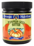 Omega Nutrition - Organic Pumpkin Seed Butter - 20 oz. by Omega Nutrition