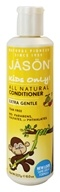 Image of Jason Natural Products - Kids Only Extra Gentle Conditioner - 8 oz.