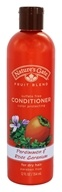 Image of Nature's Gate - Conditioner Organics Fruit Blend Persimmon & Rose Geranium - 12 oz.