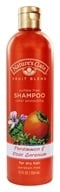 Image of Nature's Gate - Shampoo Organics Fruit Blend Color Protecting Persimmon & Rose Geranium - 12 oz.