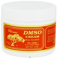 Image of Nature's Gift DMSO - Cream Rose Scented - 2 oz.