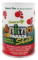 Image of Nature's Plus - Animal Parade Shake Delicious Mixed Berry - 1.3 lbs.