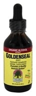 Nature's Answer - Goldenseal Root Organic Alcohol - 2 oz. by Nature's Answer