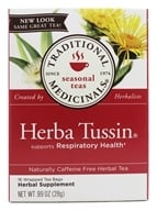 Traditional Medicinals - Herba Tussin Tea - Herbal Cough Tea - 16 Bags by Traditional Medicinals