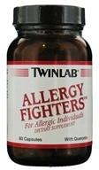 Twinlab - Allergy Fighters with Quercetin - 60 Capsules, from category: Nutritional Supplements