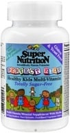 Super Nutrition - Perfect Kids Multi-Vitamin Sugar Free - 240 Tablets