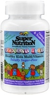 Super Nutrition - Perfect Kids Multi-Vitamin Sugar Free - 240 Tablets (033739001253)