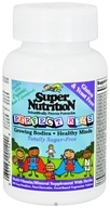 Super Nutrition - Perfect Kids Multi-Vitamin Sugar Free - 100 Tablets