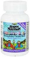 Super Nutrition - Perfect Kids Multi-Vitamin Sugar Free - 100 Tablets by Super Nutrition