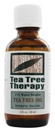 Tea Tree Therapy - 15% Water Soluble Tea Tree Oil Antiseptic - 2 oz. by Tea Tree Therapy