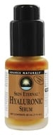 Source Naturals - Skin Eternal Hyaluronic Serum - 1 oz. (021078017431)