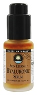 Image of Source Naturals - Skin Eternal Hyaluronic Serum - 1 oz.