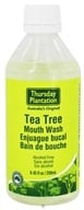 Thursday Plantation - Tea Tree Mouthwash - 8.45 oz. - $6.79