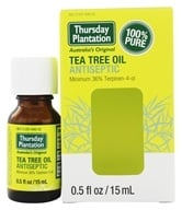 Thursday Plantation - Tea Tree Oil Antiseptic 100% Pure - 0.5 oz. by Thursday Plantation