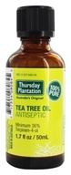 Thursday Plantation - Tea Tree Oil Antiseptic 100% Pure - 1.69 oz.