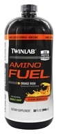 Twinlab - Amino Fuel Liquid Concentrate Orange Rush - 32 oz.