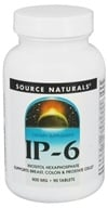 Source Naturals - IP-6 800 mg. - 90 Tablets - $12.90
