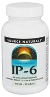 Source Naturals - IP-6 800 mg. - 90 Tablets by Source Naturals