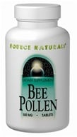 Source Naturals - Bee Pollen 500 mg. - 250 Tablets, from category: Nutritional Supplements