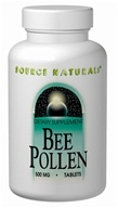 Image of Source Naturals - Bee Pollen 500 mg. - 250 Tablets