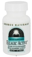 Image of Source Naturals - Ellagic Active 300 mg. - 60 Tablets