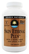 Source Naturals - Skin Eternal Plus - 120 Tablets, from category: Nutritional Supplements