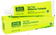 Thursday Plantation - Tea Tree Whitening Toothpaste - 5 oz.