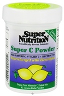 Super Nutrition - Super C Powder - 82 Grams (033739001512)