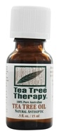 Image of Tea Tree Therapy - Pure Tea Tree Oil - 0.5 oz.