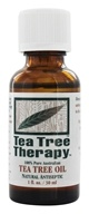 Image of Tea Tree Therapy - Pure Tea Tree Oil - 1 oz.